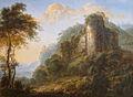 Gillis Neyts-Paysage avec ruines de château.jpg