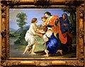 Giovan francesco romanelli, il rinvenimento di mosè, 1656-57 ca. 01.jpg