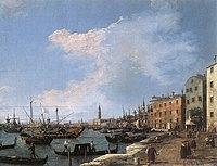 Giovanni Antonio Canal, il Canaletto - The Riva degli Schiavoni - WGA03889.jpg