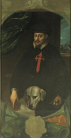 Giovanni Andrea Doria Italian admiral