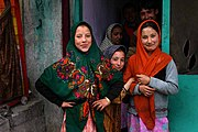 Girls in Kargil