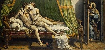 Итальянские Любовники – Эротические Сцены