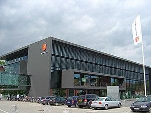 Glostrup - Glostrup City Hall.