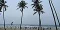 Goa - In a Goa beach on a stormy evening24.JPG