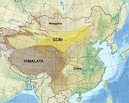 Karte China Mauer.Chinas Grüne Mauer Wikipedia