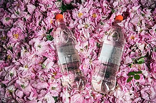 Rose water Rose-flavored water