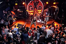Good Riddance - En vivo.jpg