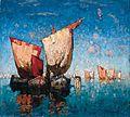 Gorbatov Venise Bateaux.jpg