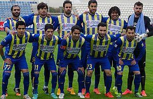 Gostaresh Foulad F.C. - Gostaresh Foulad in 2015.