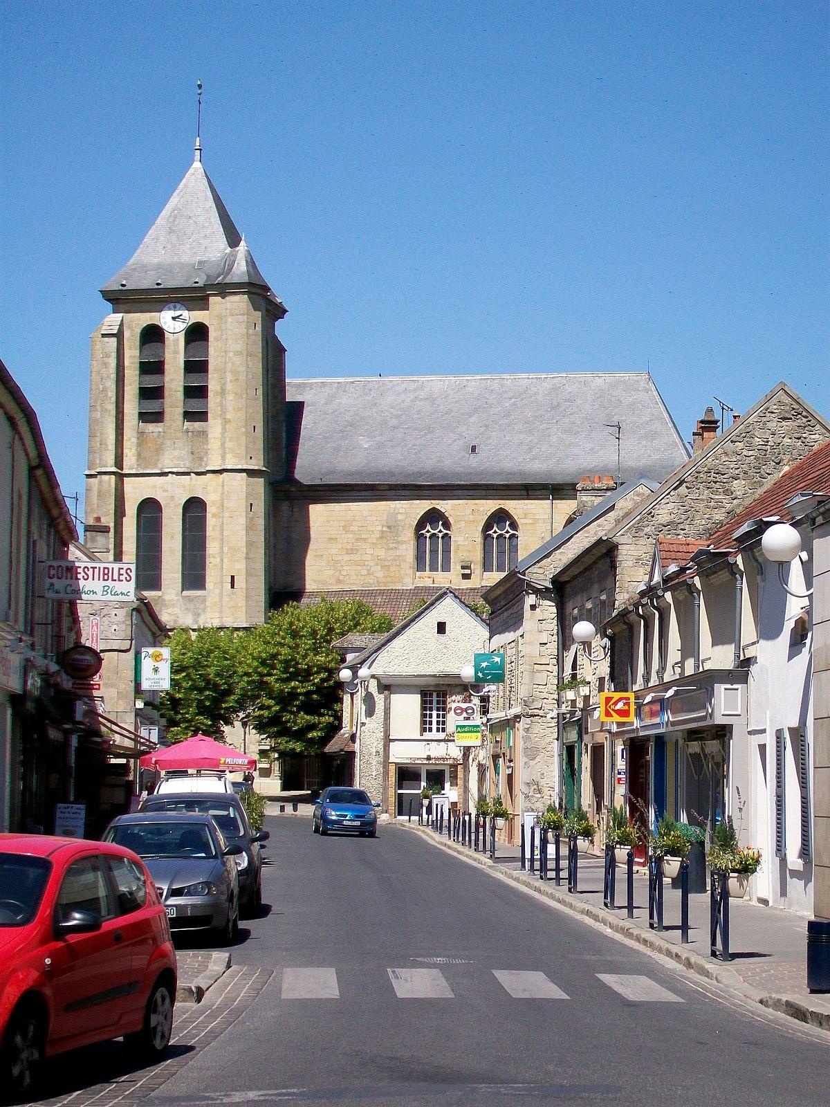 Gouvieux wikip dia for Chantilly photo