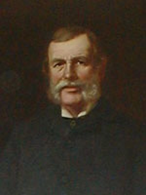 Emory Washburn - Henry Gardner defeated Washburn in the 1854 governor's race.