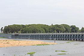 First dam in India Kallanai Dam