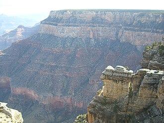 Toroweap Formation - Image: Grand Canyon National Park Arizona 1575
