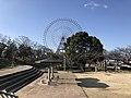 Grand ferris wheel of Tempozan Harbor Village from Mount Tempozan.jpg