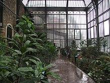 Grandes serres du Jardin des plantes — Wikipédia