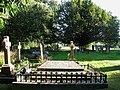 Graveyard, Streat Church - geograph.org.uk - 1471668.jpg