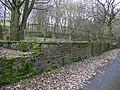 Graveyard at Calf Hey - geograph.org.uk - 1054634.jpg