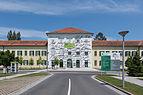 Graz Verwaltungsgebäude Landeskrankenhaus Süd.jpg