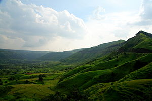 Geography of Maharashtra - Satara Mountains