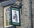 Grey Horse Inn Sign - geograph.org.uk - 1120704.jpg