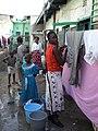 Greywater sampling in peri urban areas of Nakuru (4634474445).jpg