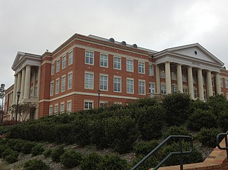 Charlotte Research Institute - Image: Grigg