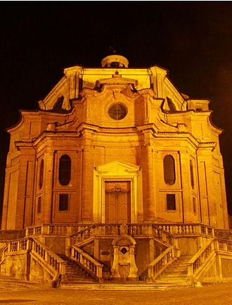 Bernardo Vittone - Parish Church of Grignasco