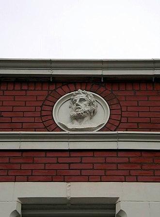 Grim Building - Image: Grim Building Kirksville Mo 6