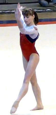 alt=Description de l'image Grishina at Jesolo 2012.png.