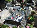 Grob Edith Piaf na pariškem pokopališču Pere Lachaise.jpg