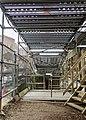 Groninger Forum in aanbouw - toegang tot kelder.jpg