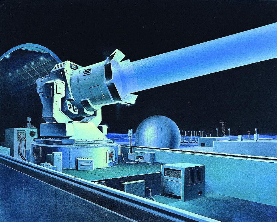 Ground-based-laser-DIA