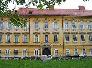 Gruber Mansion - Gruber Mansion in Ljubljana