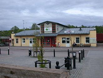 Grums - Grums railway station