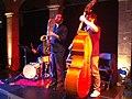 Grupo de Jazz en el Centro de Artes Santa Mónica (Barcelona, Noviembre 2014) 06.JPG