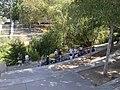 Guadalupe river park visitors.JPG