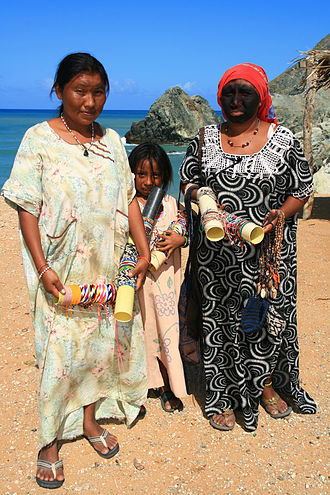 Wayuu people - The Wayuu are the largest indigenous ethnic group in Colombia.
