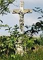 GuentherZ 2011-08-27 0311 Unterretzbach Bildstock Vergessener Herrgott 1461.jpg
