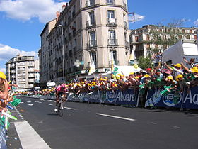 Image illustrative de l'article 19e étape du Tour de France 2005