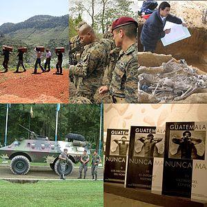 Guerra civil de Guatemala - Wikipedia, la enciclopedia libre