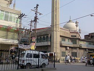 Jhelum - Gumbad wali Masjid
