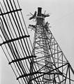 Hármashatárhegy, antennatorony. Fortepan 9767.jpg