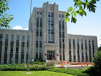 Shawinigan - Shawinigan City Hall