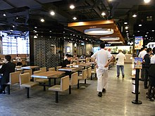 Fast food restaurant - Wikipedia