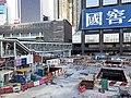 HK 灣仔北 Wan Chai North 博覽道東 Expo Drive East 會議道 Convention Avenue 菲林明道 Fleming Road evening November 2019 SS2 16.jpg
