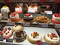 HK CWB shop bakery 日本菓子店 Chateraise 銅鑼灣時代廣場 地庫 Times Square basement August 2018 SSG 生日蛋糕 Birthday Cakes.jpg
