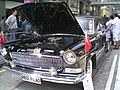 HK Central Chater Road Classic Car Club of HK Sunday Red Flag FAW Group Hongqi Vehicle 6.JPG