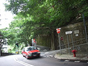 Conduit Road - Image: HK Conduit Road 1