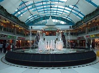 Sunshine City (Hong Kong) - Sunshine City Plaza, the shopping centre