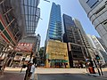 HK Sheung Wan 摩利臣街 Morrison Street 皇后大道中 Queen's Road Central October 2019 SS2 panoramic 02.jpg